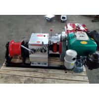 Quality China Powered Winches, best factory Cable Winch,ENGINE WINCH wholesale