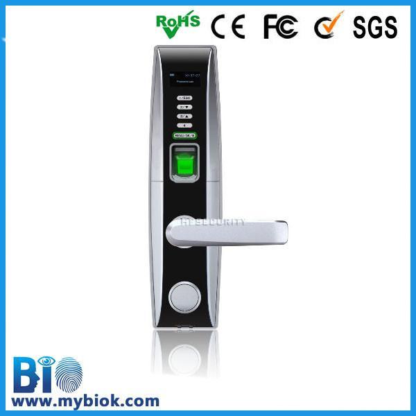 Fingerprint Scanner Door Lock For Sale