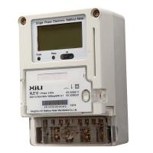 Dust proof wireless energy meter