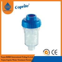Quality Refillable Washing Machine Filters Remove Chlorine Fluoride / Phosphate Filter Cartridge wholesale
