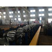 Quality Highly Accurate Guard Rail Cold Roll Forming Machine With PLC wholesale