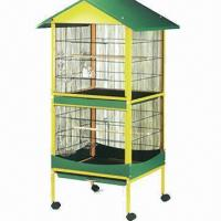 Quality Pet Cage, Made of Wire and Plastic, Measures 60x60x168cm wholesale