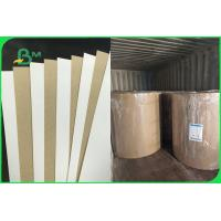 China Recycled White Surface Coated Duplex Board Grey Back Paperboard 250gsm 300gsm on sale