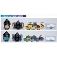 Quality Safety Respirators and Filters with certificate CE & ANSI wholesale