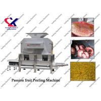 China Large Scale Production Passion fruit Juice Extraction Machine on sale