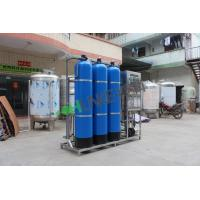 Quality Commercial Reverse Osmosis 250gpd Water Purifiers Reverse Osmosis Water Treatment Pure Water Machine wholesale