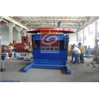 Buy cheap Automatic 7.5KW Tilting Welding Rotary Welding Positioners Heavy Duty 20 Ton product