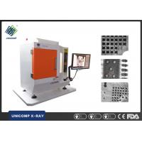 Quality PCBA Micro Focus Desktop X Ray Machine FPD Intensifier , 48mm X 54mm X-Ray Coverage wholesale