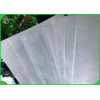 China Eco - Friendly 1070D Moisture Proof Water - Resistant Tyvek Paper For Cosmetic Bag on sale
