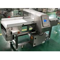 Quality High Accuracy Food Metal Detector Machine for heavy and big product inspection wholesale