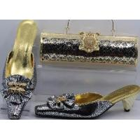 Quality 2012 Popular African Lady Shoes and Bag wholesale
