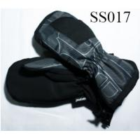 Quality ladies' mittens SS017 high quality and good price women sports mitten warm mittens wholesale