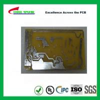 Quality Printed Circuit Board Manufacturing Securit And Protection With 1L FR4 2.35MM HASL wholesale