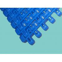 Quality Thermoplastic flush grid belting UNI CHAIN SNB M2 34% open top conveyor modular belt mateirals PP POM wholesale