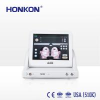 Quality Ultrasonic Wrinkle Remover Skin Tightening HIFU Machine with 15 Inch Touch Screen wholesale