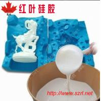 China RTV silicone rubber for making molds on sale