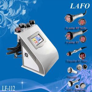 China 2015 HOTTEST!! 5 IN 1 Potable Vacuum RF Home Cavitation Machine on sale
