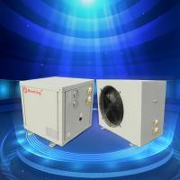 Quality High Temperature Air Source Heat Pump , Fresh Air Heating And Cooling Hybrid Heat Pump wholesale
