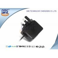 Quality 6 Volt Switching Power Supply AC DC Universal Power Adapter UK Plug wholesale
