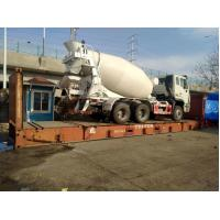 Quality Sinotruck new concrete mixer truck with Air conditioner cabin for sale wholesale