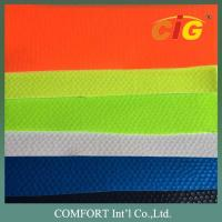 Quality Width 137cm PVC Artificial Leather Non Woven Backing Material For Shoes wholesale