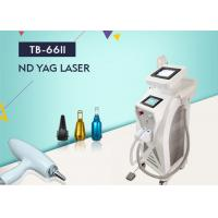 Quality Multi Functional E-light IPL RF Hair Removal IPL Pigmentation Removal ND YAG Laser Tattoo Removal wholesale