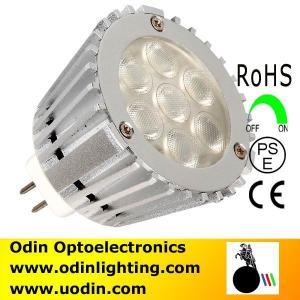 Quality mr16 high power led spot bulbs 6w wholesale