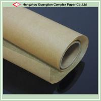 China brown parchment paper for baking on sale