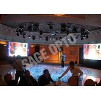 Quality Shenzhen High Brightness Advertisement Slim Led Display Indoor Wide Viewing Angle wholesale