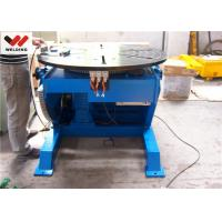 Quality 3T welding turning table / Standard Hydraulic Pipe Welding Positioners / rotary welding table wholesale