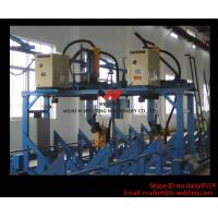 Quality Automatic Gantry I / T / H Beam Production Line Auto Welding Machine , Gantry Welding Tools wholesale
