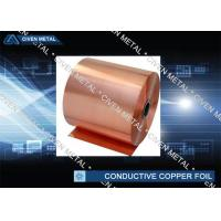 Buy cheap ED Copper Foil Roll For li-ion Battery , lithium Foil product