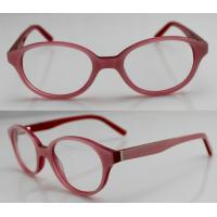 Quality Optical Glasses Acetate Kids Eyeglasses Frames Handmade with CE and FDA wholesale