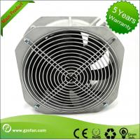 Quality High Efficiency 254mm DC Axial Fan , 24V Duct Cooling Fan With Sleeve Bearing wholesale