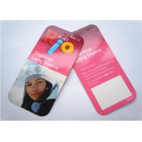 Cheap Cardboard Clothing Label Tags Colored Customized For Decoration for sale