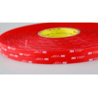 China 1mm Transparent Double Sided Acrylic Foam Adhesive replacement 3M VHB Tape 4910 on sale