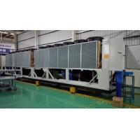 Quality 1006 Kw stable Running Powerful Energy-Saving  Air Cooled Screw Chiller wholesale