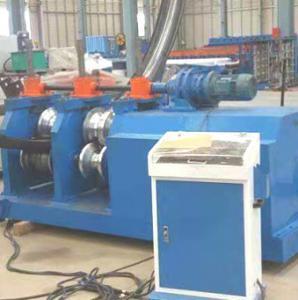 Quality Guardrail Steel 15KW 3 Roller Plate Bending Machine wholesale