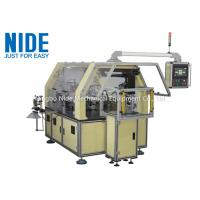 Buy cheap Automatic Rotor Copper Wire armature winding machine ,  Weight 1180Kg from wholesalers