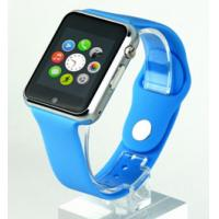 Smart Watch with 2G modem, Micro SIM card, 1.54inch Screen, Step Tracker, Stopwatch, Voice Chat etc.