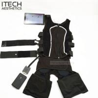 Quality Electric Muscle Stimulator iPad Version XEMS Fitness Vest Xbody Wireless Ems Fitness Machine For Training wholesale