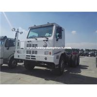 Buy cheap 50 Tons Mining Dump Truck of SINOTRUK HOWO Brand ZZ5507S3840AJ 25m3 and 371hp from wholesalers