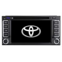 Quality Toyota Universal 2 DIN Android 9.0 Car Multimedia DVD Player with Bluetooth TYT-6255GDA wholesale