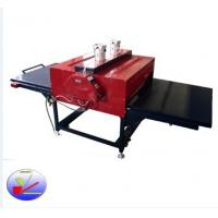 Quality Max width pneumatic double sublimation heat prees machine  for coth printing (FZLC-B4) wholesale