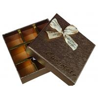 Quality creative design chocolate  packaging box wholesale