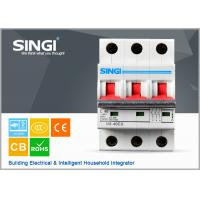 Quality C40 40A / 220V / 380V Miniature Circuit Breakers / household circuit breakers wholesale