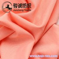 Quality Hot recycle bamboo and  cotton/rayon blend fabric for polo shirt/underwear/apparel fabric wholesale