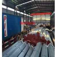 Quality ASTM A53 API 5L  UOE Steel Pipe , Black ERW Carbon Steel Pipe wholesale