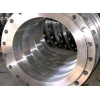 Quality 316Ti Stainless Steel Plate Flange , ANSI / API wholesale