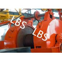 Cheap Oil Drilling Equipment Offshore Winch Tractor Hoist Winch / Well Servicing Unit Winch for sale